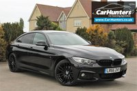 USED 2016 66 BMW 4 SERIES 2.0 420D M SPORT GRAN COUPE 4d AUTO 188 BHP