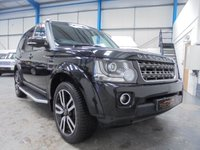 2016 LAND ROVER DISCOVERY 3.0 SDV6 COMMERCIAL SE 5d AUTO 255 BHP £23329.17