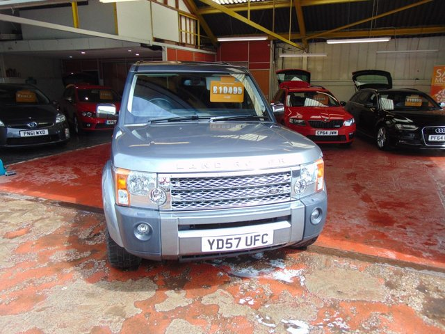 Discover Car Lot >> Used Land Rover Discovery Cars In Newport From Langstone Motor Company