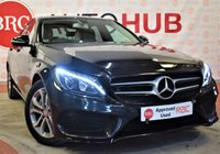 USED 2014 14 MERCEDES-BENZ C CLASS C220 BLUETEC SPORT PREMIUM 4 Door Saloon AUTO 170 BHP