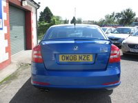 USED 2008 08 SKODA OCTAVIA 2.0 VRS TDI CR 5d 168 BHP ONLY 2 OWNERS FROM NEW
