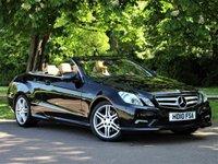 USED 2010 10 MERCEDES-BENZ E CLASS 3.5 E350 CGI BLUEEFFICIENCY SPORT 2d AUTO 292 BHP £285 PCM With £1499 Deposit