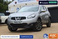 USED 2012 62 NISSAN QASHQAI 1.6 N-TEC PLUS IS DCI 4WDS/S 5d 130 BHP