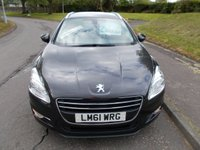 USED 2011 61 PEUGEOT 508 2.0 HDI SW SR FAP 5d 163 BHP ++LOW MILEAGE+SERVICE HISTORY++
