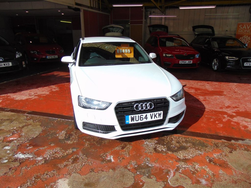 2014 Audi A4 Avant TDI S Line Start/Stop £8,995
