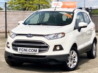 USED 2016 FORD ECOSPORT 1.5 ZETEC TDCI 5d // Voice Activated Bluetooth // Aux USB //