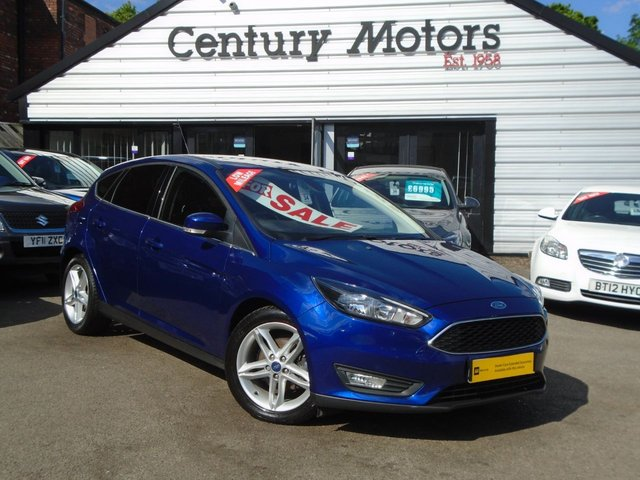 2015 15 FORD FOCUS 1.6 TDCI ZETEC 5d - APPEARANCE PACK