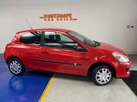 USED 2009 09 RENAULT CLIO 1.1 EXTREME 16V 3d 75 BHP