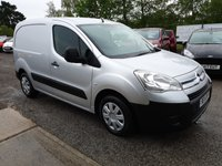 USED 2011 11 CITROEN BERLINGO 1.6L 625 ENTERPRISE L1 HDI 0d 75 BHP Drives superbly, ready for work!