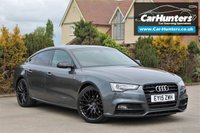 USED 2015 15 AUDI A5 2.0 SPORTBACK TDI BLACK EDITION PLUS 5d AUTO 175 BHP