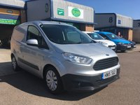 2015 FORD TRANSIT COURIER 1.6 TREND TDCI 1d 94 BHP £5150.00