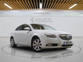 Used Vauxhall Insignia for sale in Leighton Buzzard