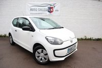 USED 2012 62 VOLKSWAGEN UP 1.0 TAKE UP 3d 59 BHP