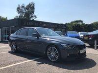 2015 BMW 3 SERIES 2.0 318D M SPORT 4d 141 BHP £16990.00