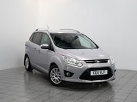 USED 2011 11 FORD GRAND C-MAX 1.6 TITANIUM TDCI 5d ( 7 SEAT ) Call us for Finance