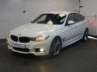 2014 BMW 3 SERIES 2.0 320D M SPORT GRAN TURISMO 5d 181 BHP £15290.00