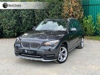USED 2015 15 BMW X1 2.0 XDRIVE20D XLINE 5d AUTO 181 BHP