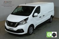 USED 2018 18 NISSAN NV300 1.6 DCI ACENTA L2H1 120 BHP LWB EURO 6 AIR CON VAN AIR CONDITIONING EURO 6