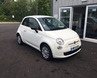 USED 2014 14 FIAT 500 1.2 POP THIS VEHICLE IS AT SITE 2 - TO VIEW CALL US ON 01903 323333