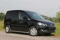 2014 VOLKSWAGEN CADDY 1.6 C20 TDI HIGHLINE 1d 101 BHP £8425.00
