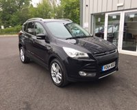 USED 2014 64 FORD KUGA 2.0 TDCI TITANIUM X 140 BHP THIS VEHICLE IS AT SITE 2 - TO VIEW CALL US ON 01903 323333