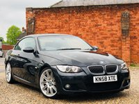 USED 2008 58 BMW 3 SERIES 325I M SPORT CONVERTIBLE