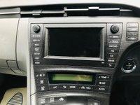 USED 2011 61 TOYOTA PRIUS 1.8 VVT-i T Spirit CVT 5dr SATNAV, REARCAMERA, 2 KEYS