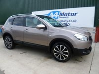 USED 2012 12 NISSAN QASHQAI 1.6 dCi n-tec+ 2WD (s/s) 5dr £0 DEPOSIT FINANCE AVAILABLE!