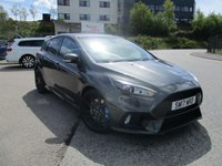 2017 FORD FOCUS 2.3 RS 5d 346 BHP £29995.00