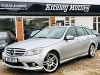 USED 2011 11 MERCEDES-BENZ C CLASS C250 CDI BLUEEFFICIENCY SPORT AUTO ESTATE