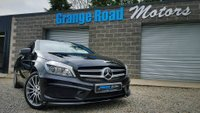 2014 MERCEDES-BENZ A CLASS 1.5 A180 CDI BLUEEFFICIENCY AMG SPORT 5d 109 BHP £11250.00