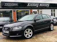 USED 2009 09 AUDI A3 1.9 TDI E SPORT 5 DOOR LEATHER