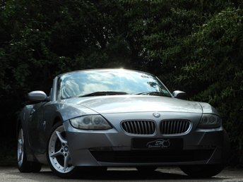 2006 BMW Z4 3.0 Z4 SI SPORT ROADSTER 2d 262 BHP £5690.00
