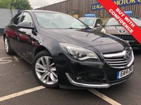 USED 2014 14 VAUXHALL INSIGNIA 1.8 SRI 5d 138 BHP LONG MOT TILL MARCH 2020