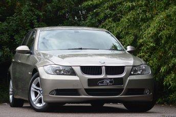 2008 BMW 3 SERIES 2.0 320D SE 4d 174 BHP £2950.00