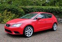 USED 2014 14 SEAT LEON 1.6 TDI S 5d 105 BHP