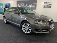 USED 2013 62 AUDI A3 1.6 TDI SPORT 5d 103 BHP F/S/H, IMMACULATE INSIDE & OUT