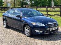 2011 FORD MONDEO 2.0 TITANIUM 5d AUTO 201 BHP £5449.00
