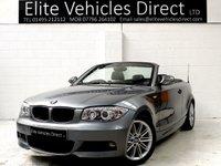 2011 BMW 1 SERIES 2.0 118D M SPORT 2d 141 BHP £8461.00
