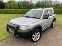 USED 2003 03 LAND ROVER FREELANDER 2.0 TD4 ES STATION WAGON 5d AUTO 110 BHP FSH, Heated Leather  Full Service History, MOT 05/20, Recently Serviced, X2 Owners From New, Full Heated Black  Leather Upholstery, Cd/Stereo, Drives Absolutely Spot On, X2 Sets Keys, Elec Windows, Elec Mirrors, Very Very Straight + Clean And Tidy Example, Previous Owner A Good Friends Grandad Since 2008, You Will Not Be Dissapointed,!