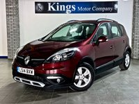 2014 RENAULT SCENIC 1.5 XMOD EXPRESSION PLUS DCI 5dr  £7490.00