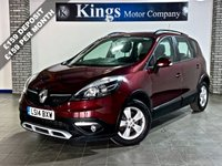 USED 2014 14 RENAULT SCENIC 1.5 XMOD EXPRESSION PLUS DCI 5dr  17,134 Miles ONLY, FSH, Stunning Example, Drive Away SAME DAY !!