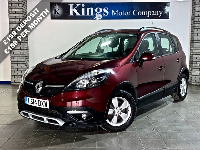 2014 Renault Scenic Xmod Expression Plus DCI £6,990