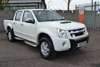 2011 ISUZU RODEO 3.0 TD DENVER MAX PLUS DCB 1d 161 BHP £7995.00