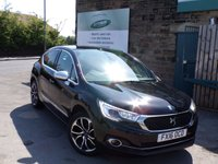 USED 2016 16 DS DS 4 1.2 PURETECH PRESTIGE S/S 5d 130 BHP One Owner With HIGH Spec