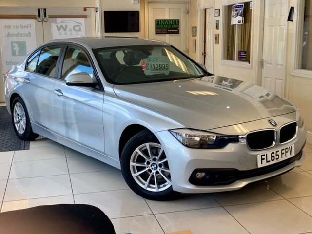 2015 65 BMW 3 SERIES 2.0 320D ED PLUS 4d 161 BHP