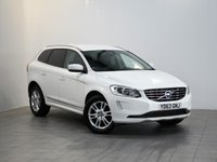 2013 VOLVO XC60 2.4 D4 SE LUX NAV AWD 5d AUTO 161 BHP £12955.00