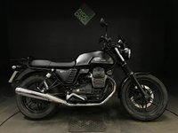 USED 2015 15 MOTO GUZZI V7 STONE MKII. ABS. 2015. FSH. 15575 MILES. RACK. SCREEN