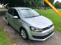 USED 2011 60 VOLKSWAGEN POLO 1.2 SE 5d 60 BHP