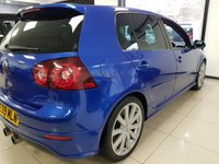 USED 2009 09 VOLKSWAGEN GOLF 3.2 R32 DSG 5d AUTO+HEATED LEATHER+PADDLE SHIFT+XENON+FS HISTORY
